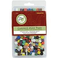 Diamond Tech Crafts vetro classico mini Tile Mix 8oz-assorted colori