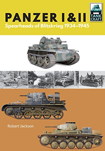 Panzer I and II: Blueprint for Blitzkrieg 1933-1941 (Tank Craft)