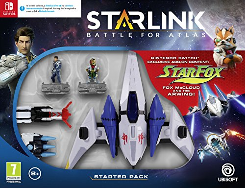 Starlink: Battle for Atlas, Starter Pack