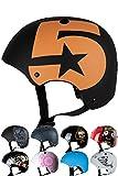 Skullcap® BMX Helm - Skaterhelm - Fahrradhelm - Herren