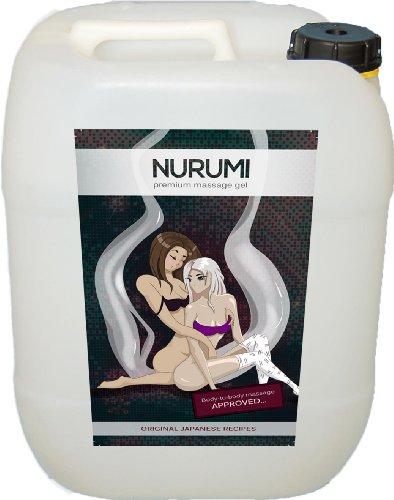 NURUMI Original Massage Gel (3 Liter)