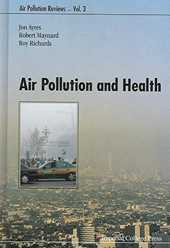 [(Air Pollution and Health)] [By (author) Jon G. Ayres ] published on (December, 2006)