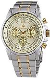 Burgmeister Men's BM608-977 Analog Display Quartz Silver Watch