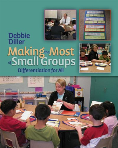Stepping Up with Literacy Stations: Design and Instruction in Grades 3-6 [With Viewing Guide] Viewing Station