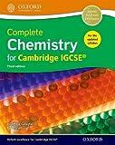 Complete Chemistry for Cambridge IGCSE® (Cie Igcse Complete)