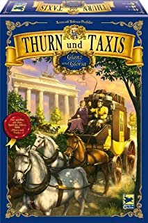 Schmidt Spiele Hans im Glück 48169 Thurn & Taxis: Glanz und Gloria (1. Erweiterung) (B000LN5QW8) | Amazon price tracker / tracking, Amazon price history charts, Amazon price watches, Amazon price drop alerts