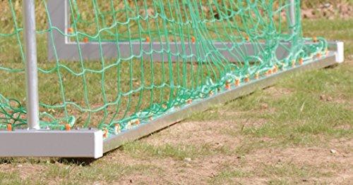 Sport-Thieme Jugendfußballtor 5×2 m, Quadratprofil, transportabel mit Bodenrahmen - 2