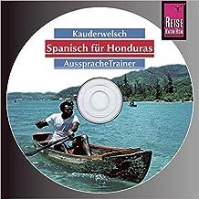 Reise Know-How AusspracheTrainer Spanisch für Honduras (Audio-CD): Kauderwelsch-CD
