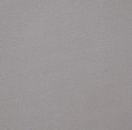 Alvi 935299 Spannlaken Trikot, grau -