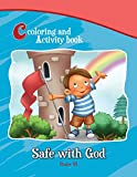 Psalm 91 Coloring and Activity Book: Safe with God (Bible Chapters for Kids)