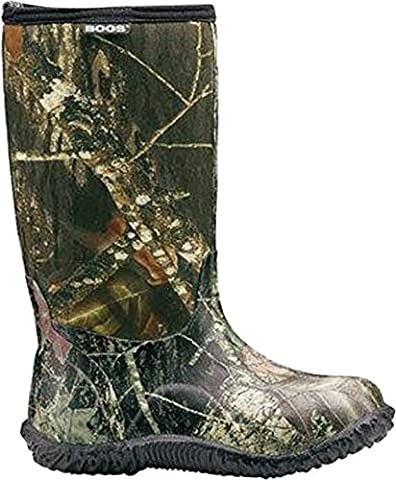 Classic Kids High Boot Mossy Oak Infinity Size 2