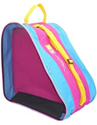 KRF The New Urban Concept Bolsa Mochila Porta Patines School Especial, Multicolor