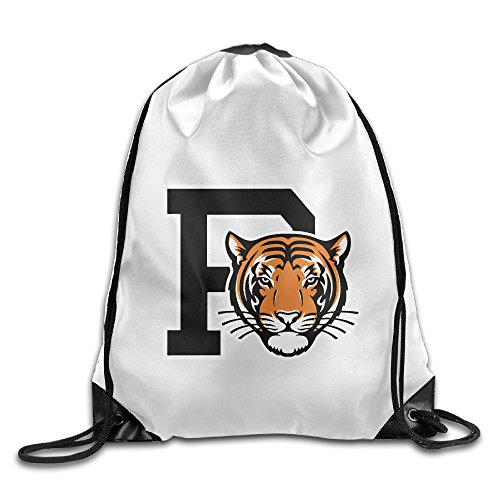 UNC Tar Heels Sport Kordelzug Rucksack Sack Tasche, Princeton Tigers University Sport (Heels Kordelzug)