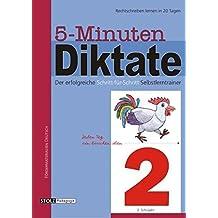 5-Minuten-Diktate, neue Rechtschreibung, 2. Schuljahr