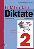 5-Minuten-Diktate, neue Rechtschreibung, 2 - Schuljahr - Karin Pfeiffer