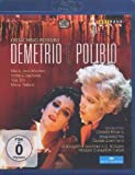 Rossini: Demetrio E Polibio (2010) (María José Moreno/ Victoria Zaytseva/ Yijie Shi/ Mirco Palazzi/ Corrado Rovaris) (Arthaus : 108061) [Blu-ray] [2012]