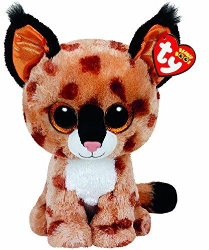 """Beanie Boo Lynx - Buckwheat - 24cm 9"""""""
