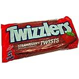 Twizzlers Strawberry Licorice 16oz 453g Mega Pack