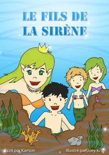 Livre gratuits en ligne Le fils de la sirène epub pdf