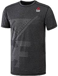 Reebok Crossfit Burnout T-shirt d'entraînement Homme