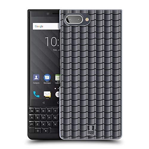 Head Case Designs Japanisch Dach Muster Harte Rueckseiten Huelle kompatibel mit BlackBerry KEY2