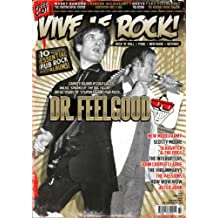 Vive Le Rock! Magazine ISSUE Number 37 (Dr.Feelgood, NMA, Slaughter Dogs, Bow Wow Wow) - July 2016