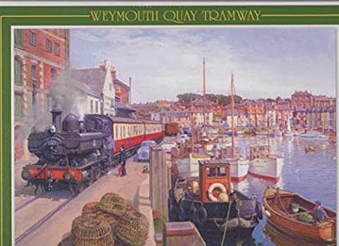 Weymouth Quay Tramway - Jigsaw Puzzle (1000 Piece) Transport, Steam Engines, Trains, Railways,