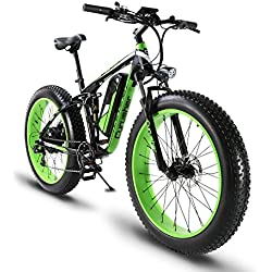 1000W 48V 13A Eléctrico Off Road Bike Extrbici® XF800 Electric ATV