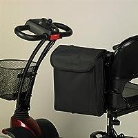 Homecraft Tasche für Rollstühle, 33x26x8cm, Schwarz preisvergleich bei billige-tabletten.eu