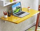 Folding Student Computertisch, Wand-Massivholz Esstisch, Multifunktionstisch, Klapptisch (größe : 70 * 40cm)