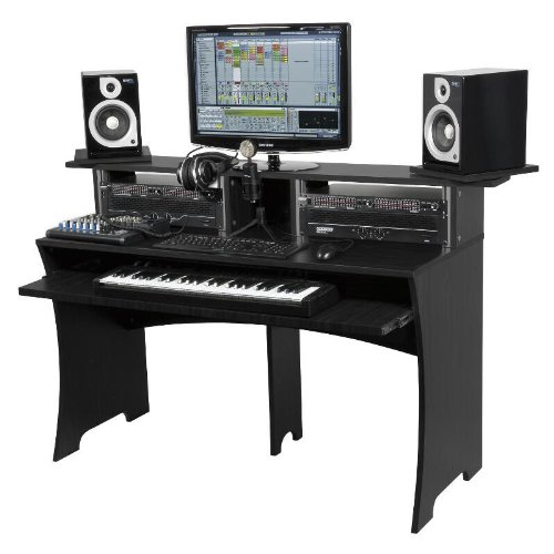Workbench black REC/DJ Workstation
