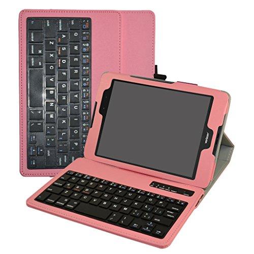 Asus ZenPad ZenPad 3 8.0 / Z8 Bluetooth teclado Funda,Mama Mouth DETACHABLE...