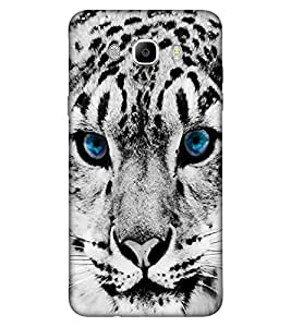 For Samsung Galaxy On8 dangerous tiger ( ) Printed Designer Back Case Cover By CHAPLOOS