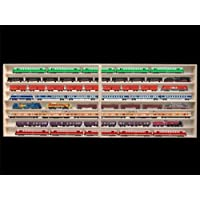 "2E41ALR Wall Showcase Cabinet | approx. 55,12"" x 29,72"" x 4,13"" 