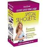 Special silhouette ( Coffret 3 DVD ): perdre du poids ; cardio brule graisse ; step