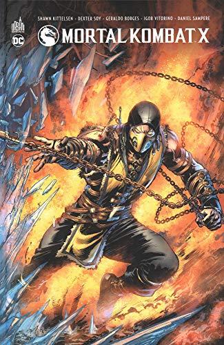 Mortal Kombat X par Sahawn Kittleson