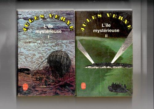 L'île mysterieuse en 2 tomes