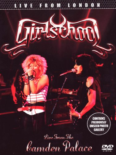 Girlschool - Live from Camden Palace