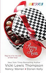 Racing Hearts: A Calculated Risk\An Outside Chance\This Time Around (NASCAR Library Collection) by Vicki Lewis Thompson (2010-02-09)
