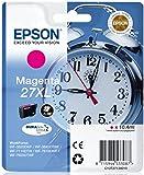 Epson Original EPST27134012 Tintenpatrone, Wecker 27 XL, Singlepack magenta