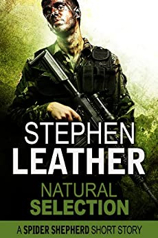 Natural Selection (Dan Shepherd series) by [Leather, Stephen]