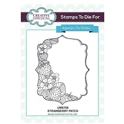 stamps-to-die-for-by-sue-wilson-ums768strawberry-patch