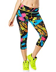 Zumba Fitness Da Funk Perfect Pantalon Femme