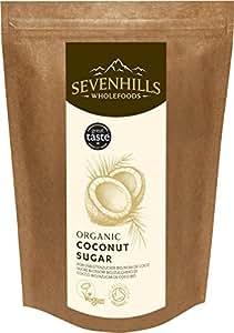 Sevenhills Wholefoods Organic Coconut Blossom/Palm Sugar 500g