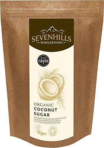 Sevenhills Wholefoods Zucchero Di Cocco Bio 1kg
