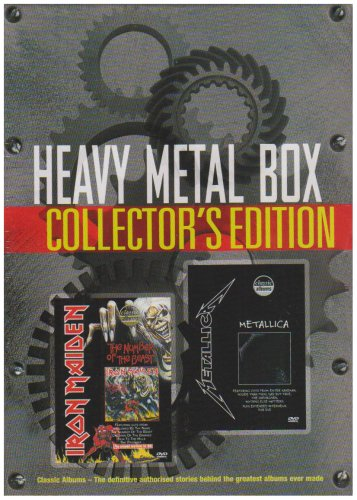 Iron Maiden/Metallica Heavy Métal Box [Edizione: Germania]