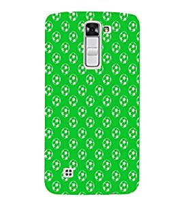 PrintVisa Move The Goal 3D Hard Polycarbonate Designer Back Case Cover for LG K10 :: LG K10 Dual SIM :: LG K10 K420N K430DS K430DSF K430DSY