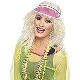 Schirmmütze Damen Visor pink Schirmkappe Sonnenschild Sonnenmütze Sommer Faschingsmütze