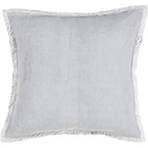 Dutch Decor Kissen Burto 45x45 cm Mist - Zierkissen - Dekokissen - Heimtextilien - Dekoration
