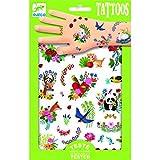 Djeco Happy Spring Tatoos, Tatouages, Tatuaggi